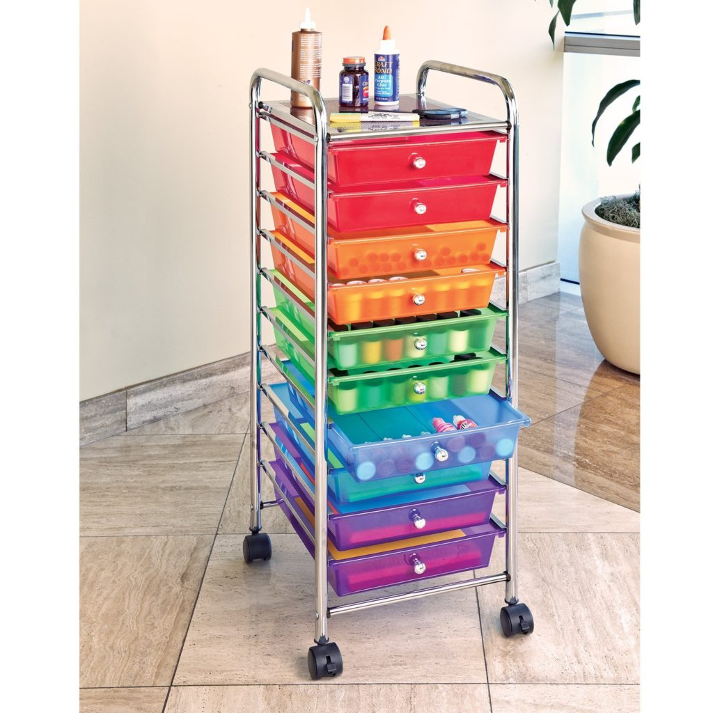 Picture of: Multi Color Drawer Organizer