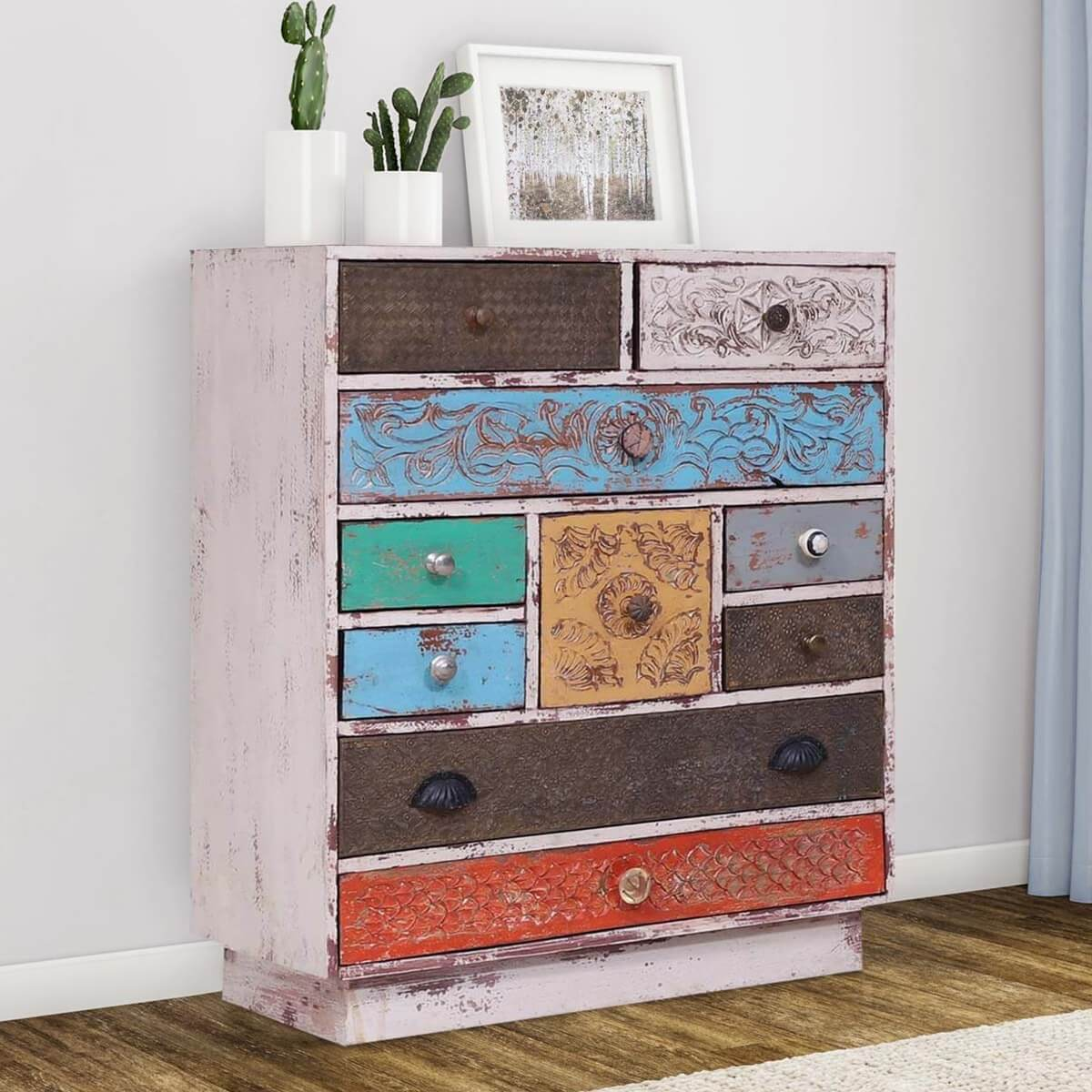 Picture of: Multi Drawer Chest