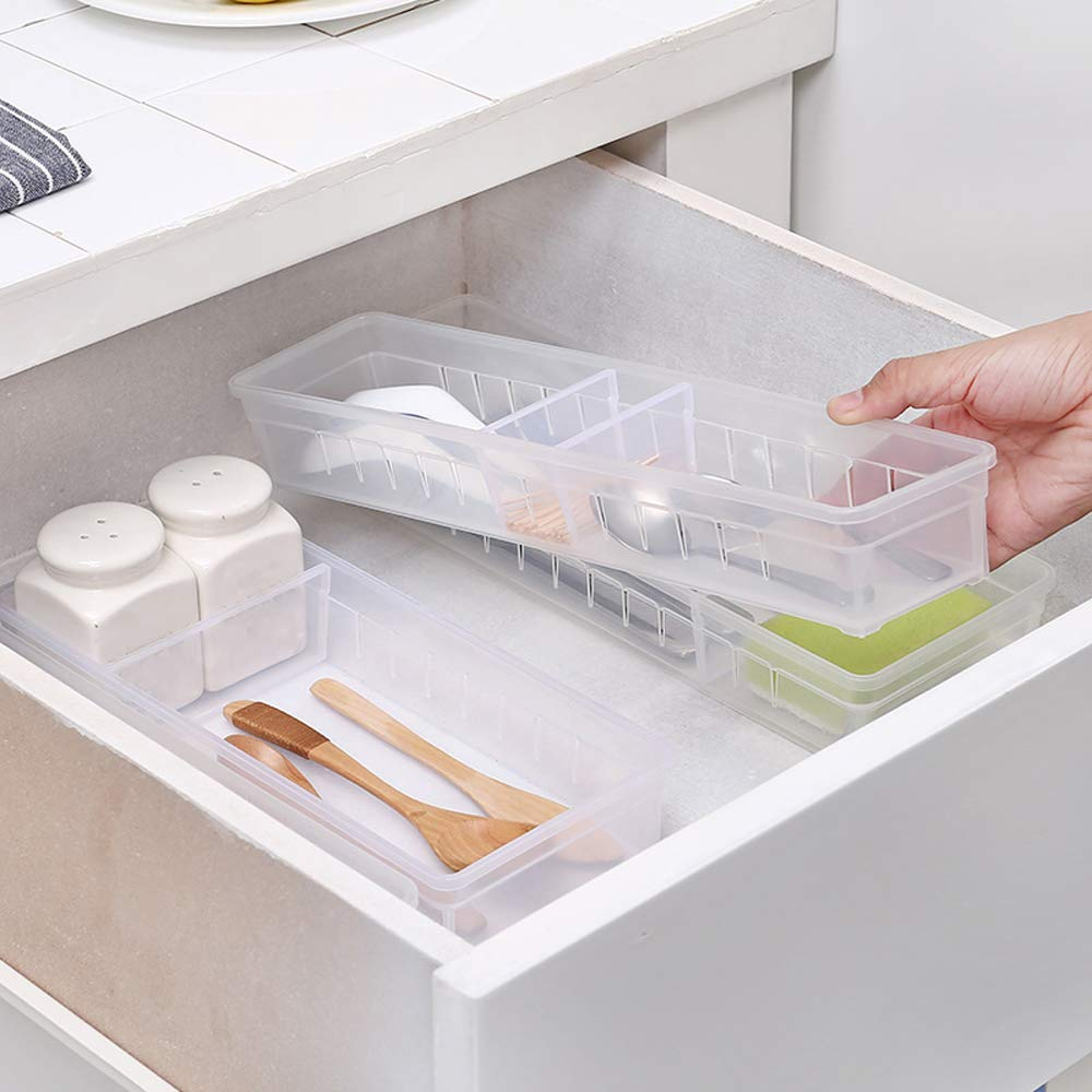 Picture of: Multi Drawer Kitchen Organizer