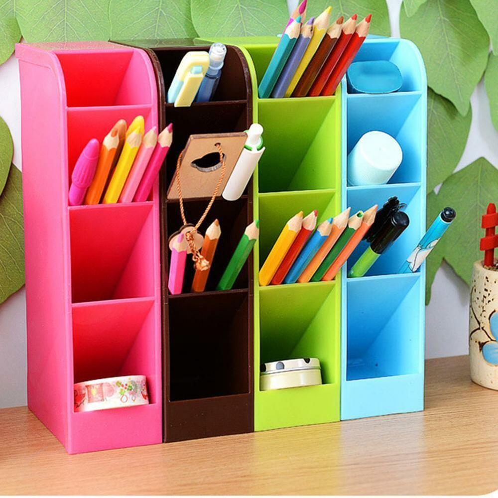 Multicolor Desk Drawer Organizer