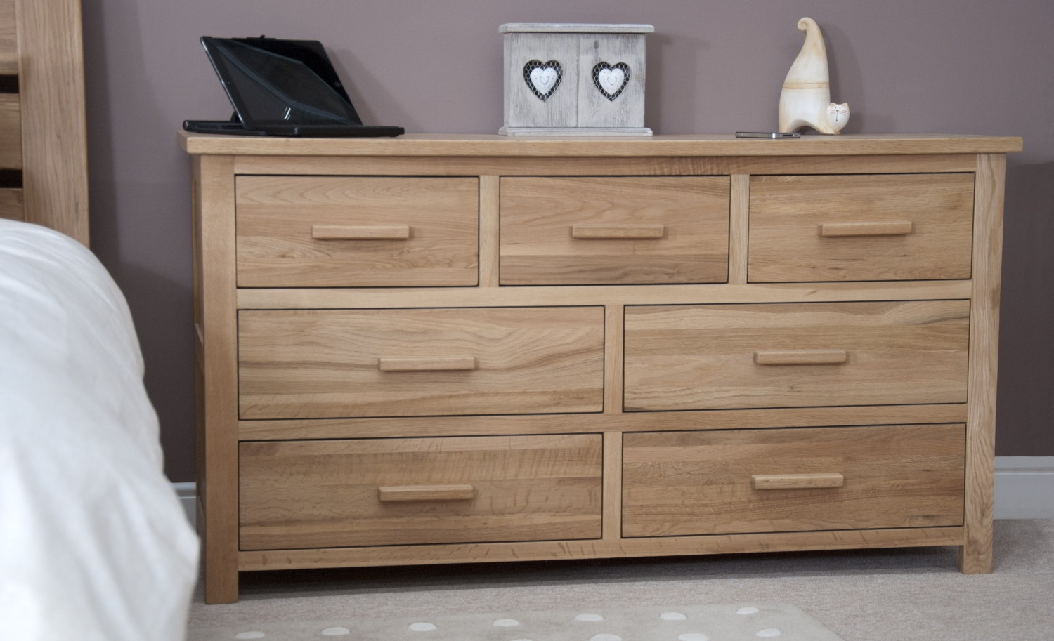 Picture of: Oak Bedroom Chest