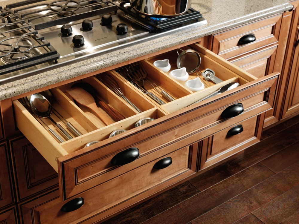 Image of: Organizer Utensil Storage