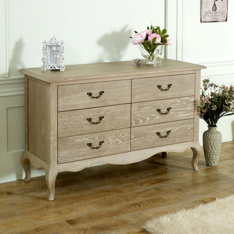 Picture of: Perfect 6 Drawer Chest of Drawers