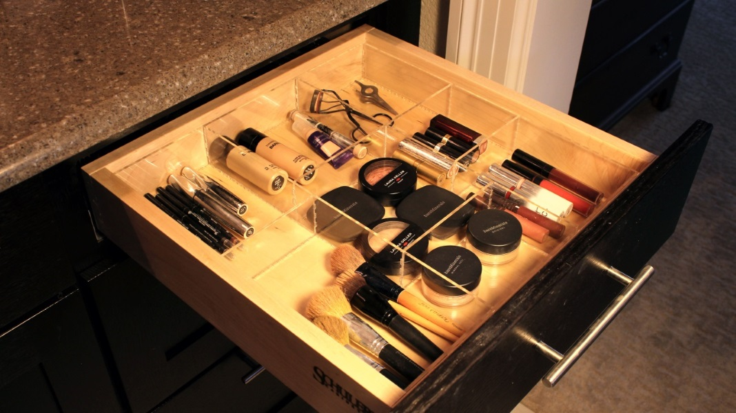 Image of: Perfect Custom Drawer Organizer