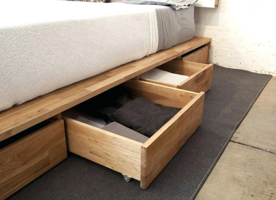 Picture of: Perfect IKEA Drawer Bed