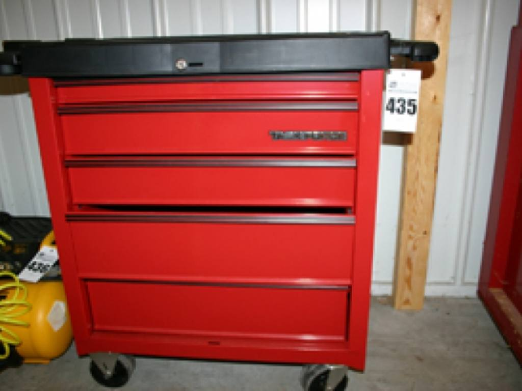 Picture 5 Drawer Tool Chest