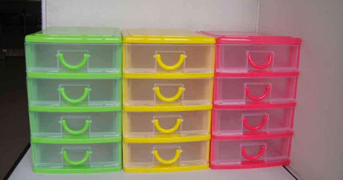 Picture of: Plastic Drawer Organizer Ikea