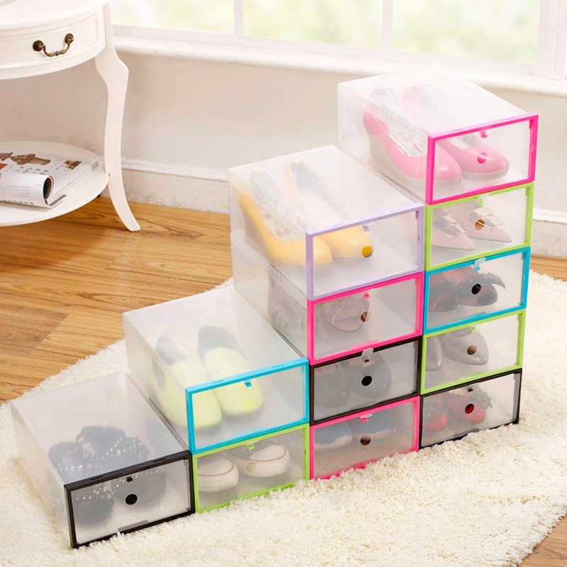 Image of: Plastic Stackable Drawer Organizer