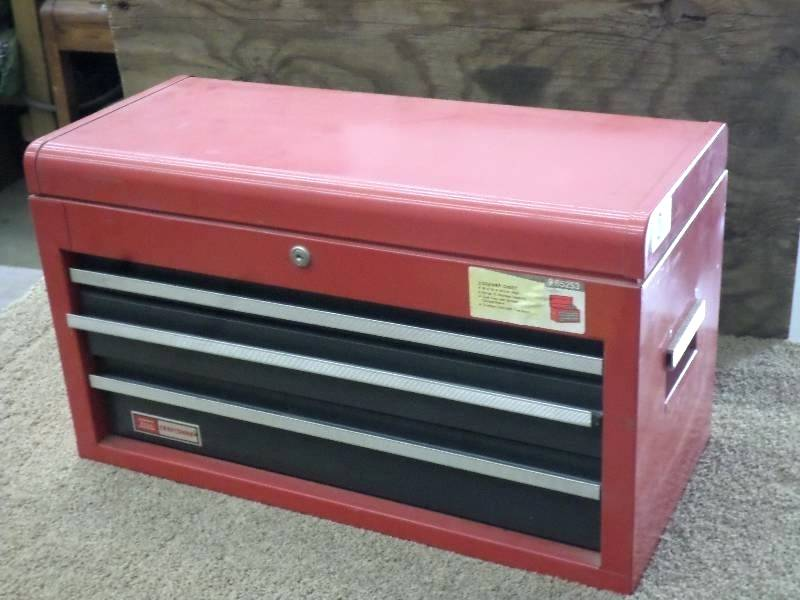 Picture of: Premium Craftsman 10 Drawer Tool Chest