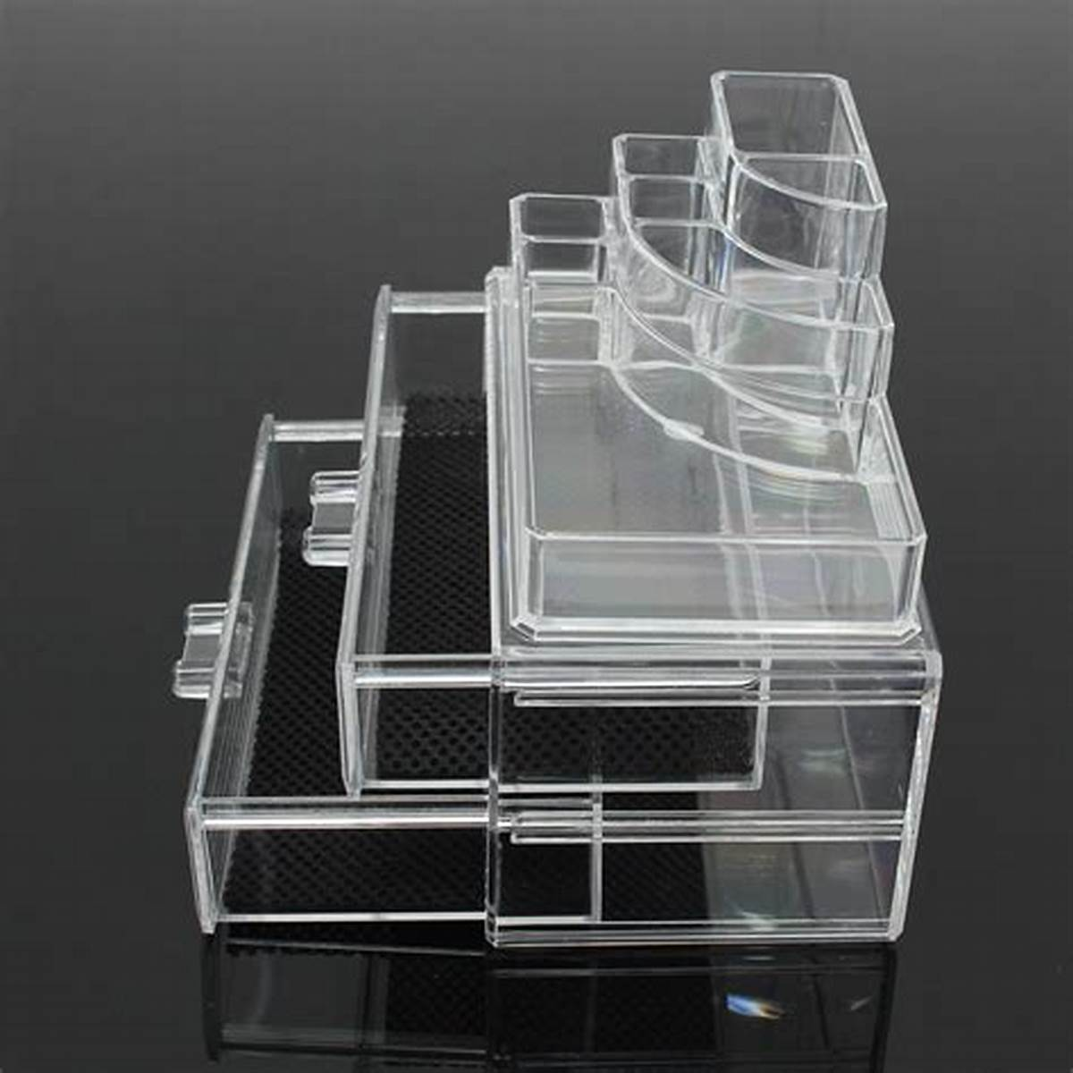 Review Clear Drawer Organizer