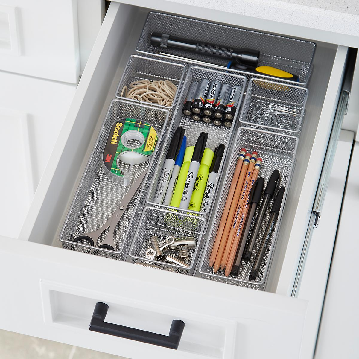Review Office Desk Drawer Organizer