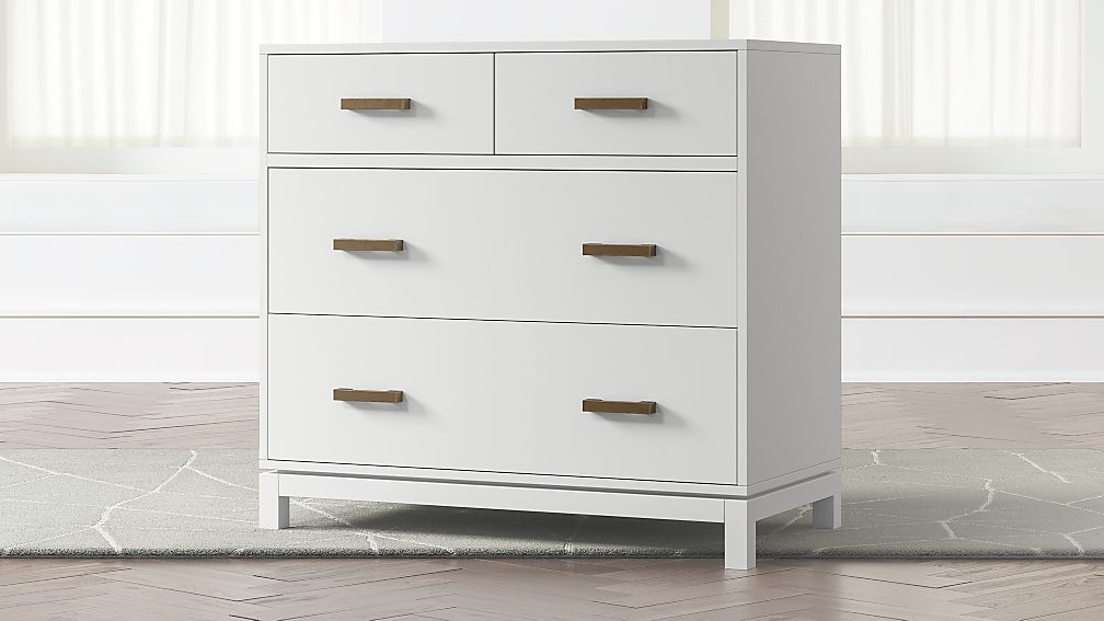 Sauder Storybook 4-Drawer Chest Instructions