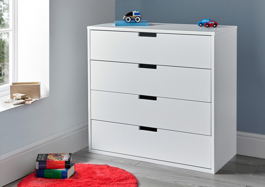 Picture of: Sauder Storybook Nightstand