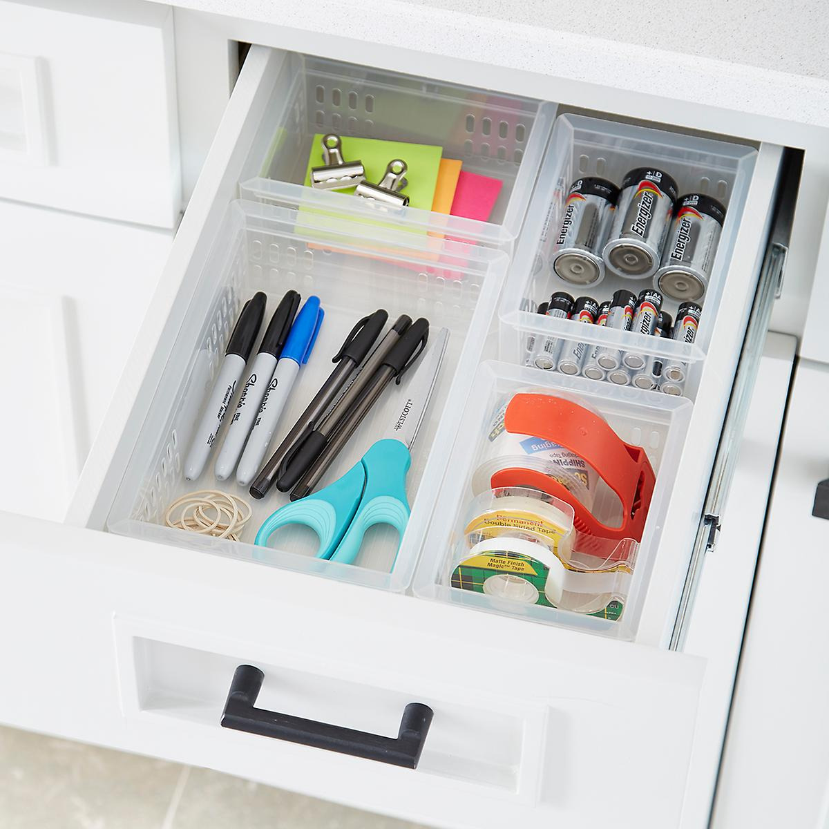 Picture of: Shallow Drawer Organizer Ideas