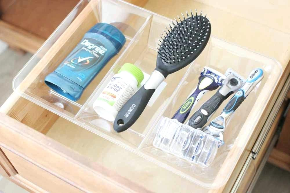 Picture of: Shallow Drawer Organizer