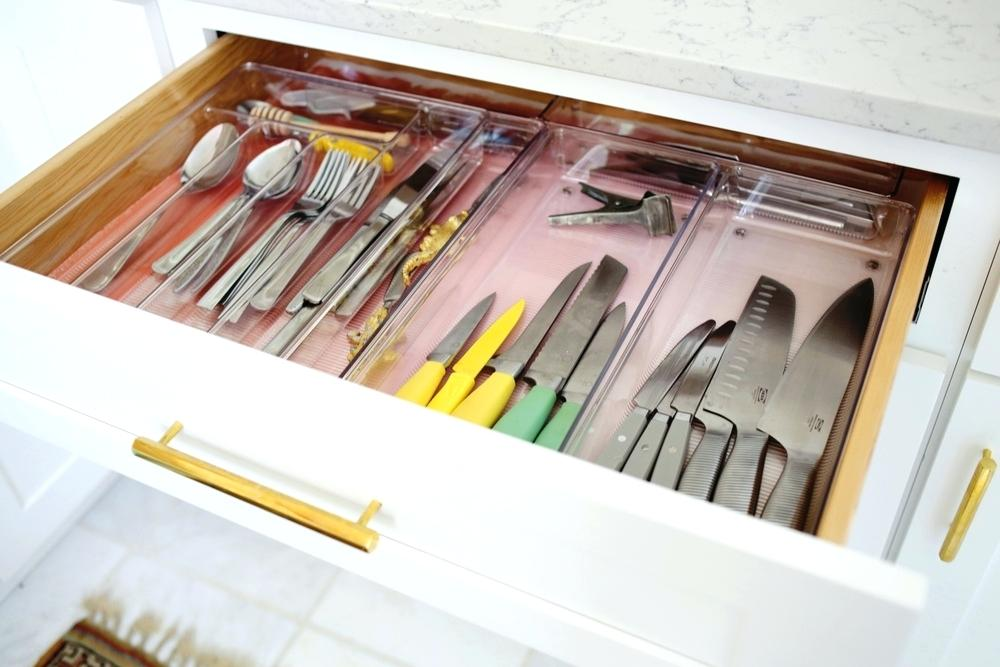 Picture of: Shallow Drawer System