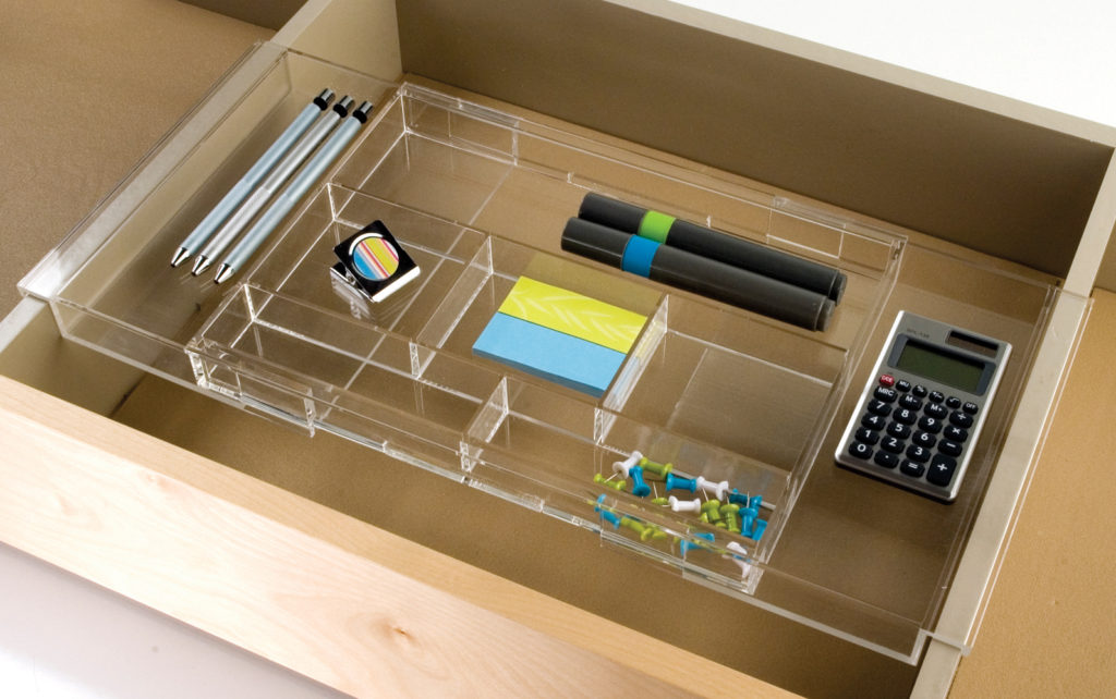 Picture of: Small Office Drawer Organizer