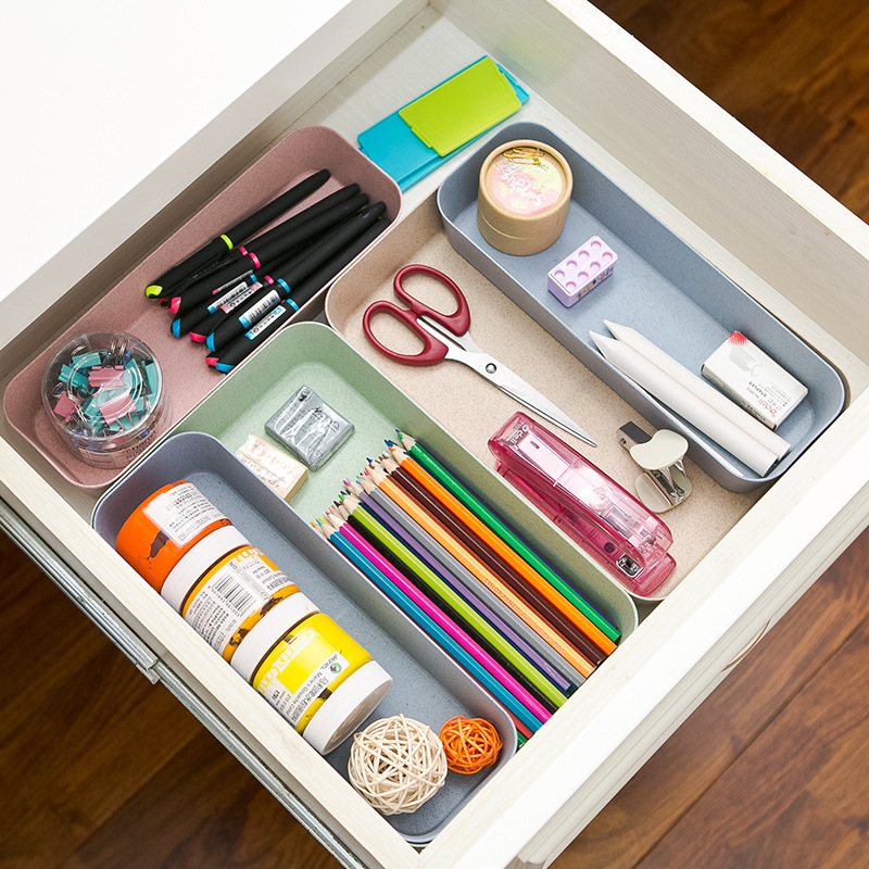 Picture of: Smart Office Drawer Organizer