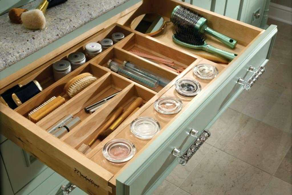 Picture of: Stackable Kitchen Drawer Organizer