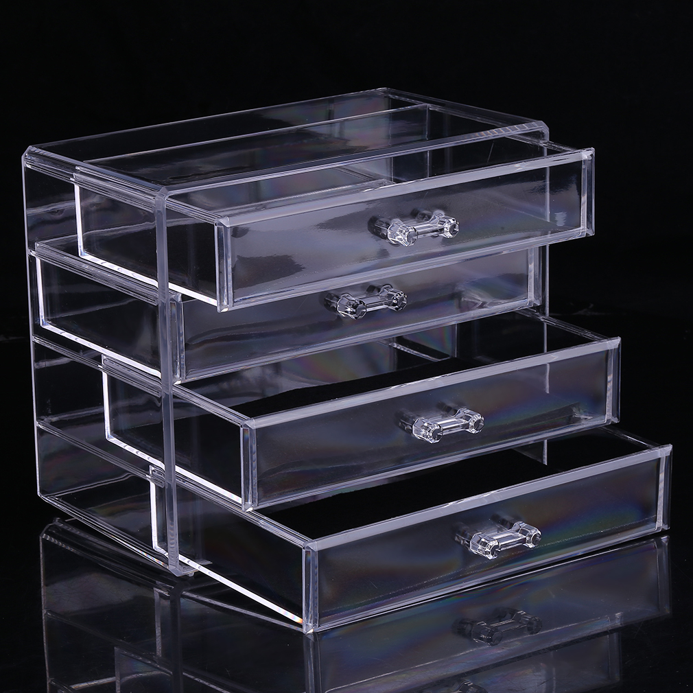 Picture of: System Clear Drawer Organizer
