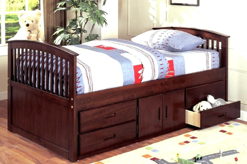 Picture of: Toddler Bed With Drawers 3 In 1 Types