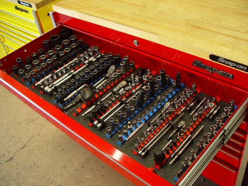 Picture of: Tool Box Drawer Organizers