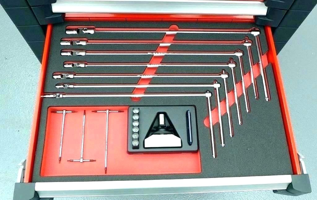 Tool Box Organizer from Home Depot
