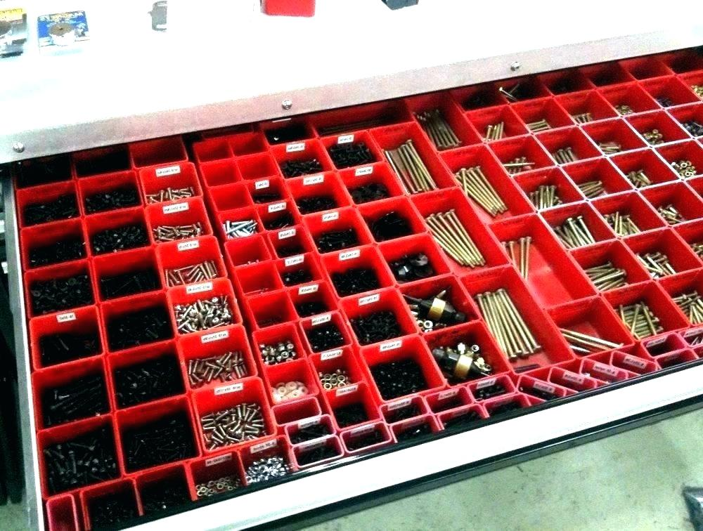 Picture of: Tool Box Organizer System