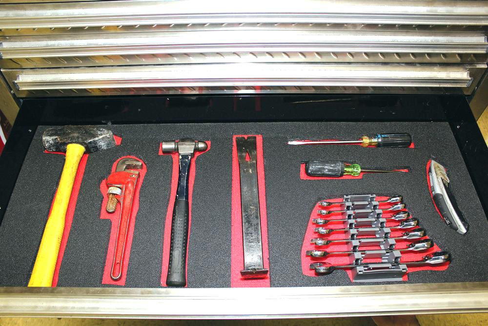 Tool Chest Organizers