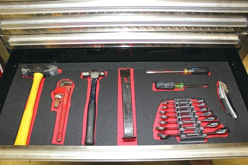 Picture of: Tool Chest Socket Organizer