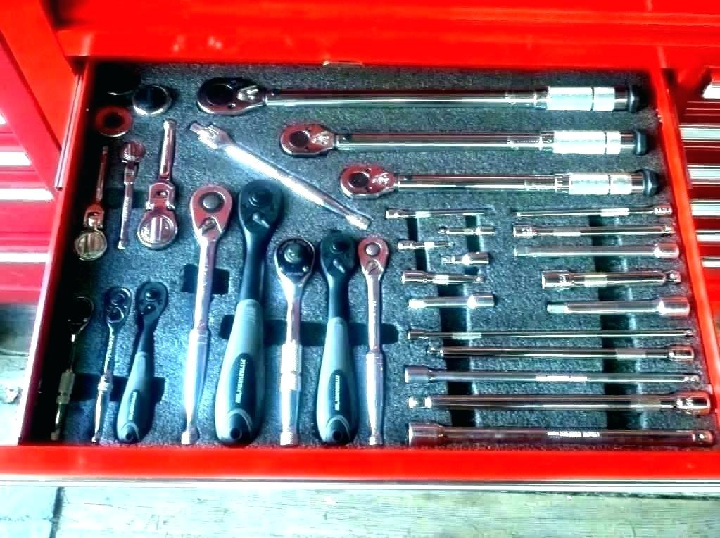Tool Drawer Organizer