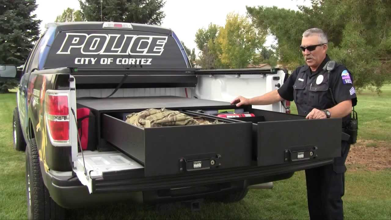 Picture of: Truck Bed Drawer Models