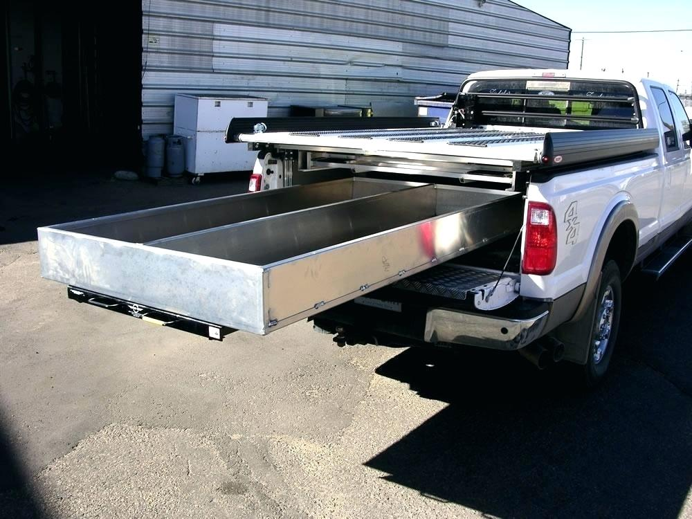 Picture of: Truck Bed Slide For Sale