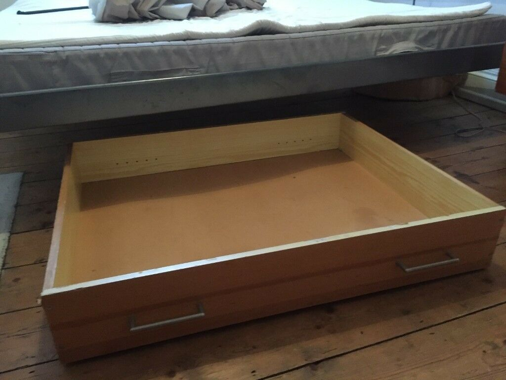 Under Bed Drawers DIY