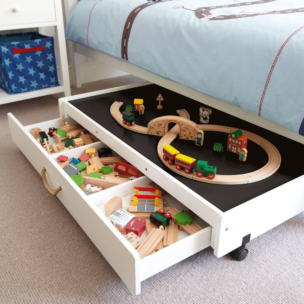 Image of: Under Bed Toy Storage Modern