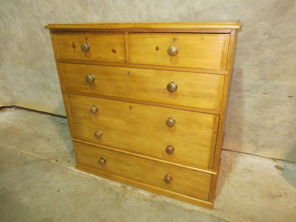 Unfinished Pine Chest Of Drawers Furniture