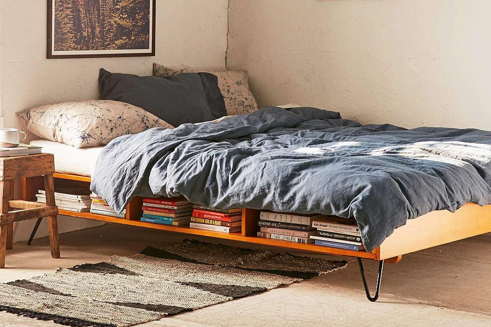 Picture of: Urban Bed Frame Drawers