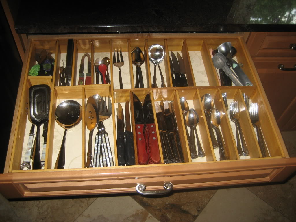 Image of: Utensil Drawer Organizer Popular