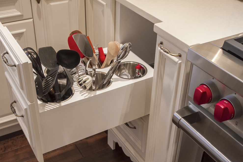 Image of: Utensil Drawer Organizer Type