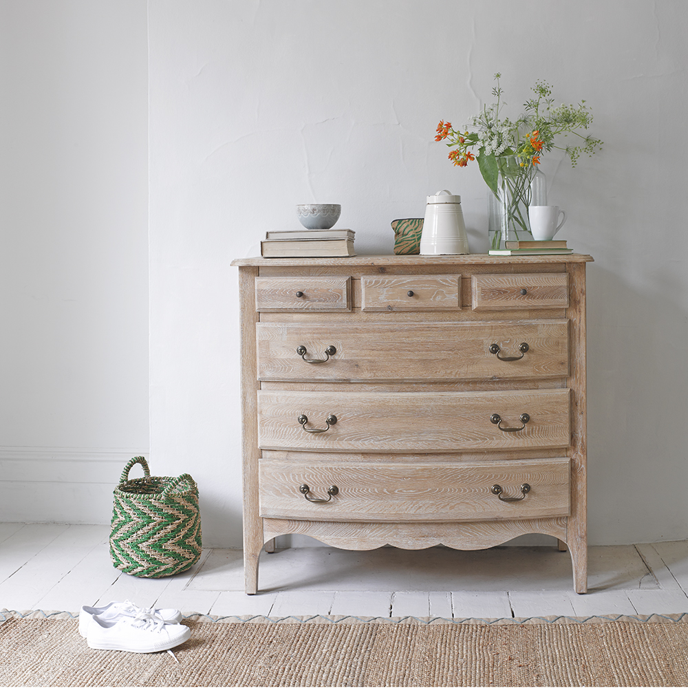 Vintage Chest with Drawer