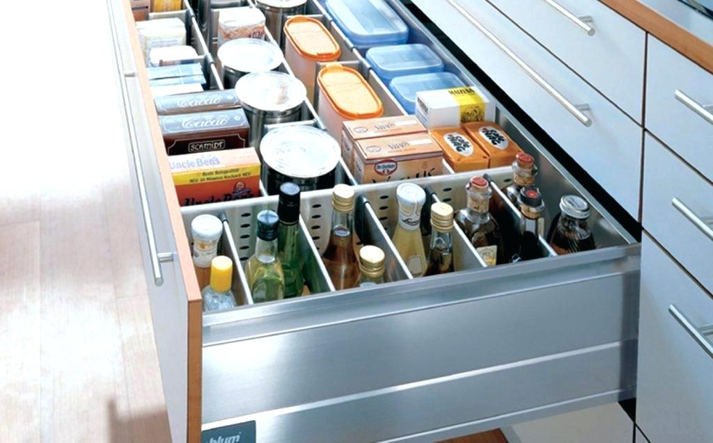 Image of: What To Keep In Deep Kitchen Drawers