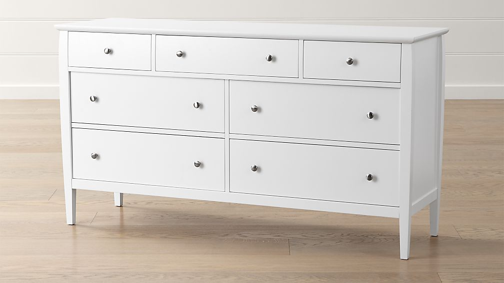 Picture of: Wide Drawer Dresser